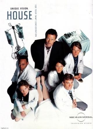Dr House, mon héros dans Series TV drhous10