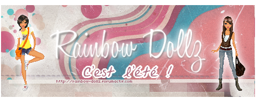 Rainbow Dollz