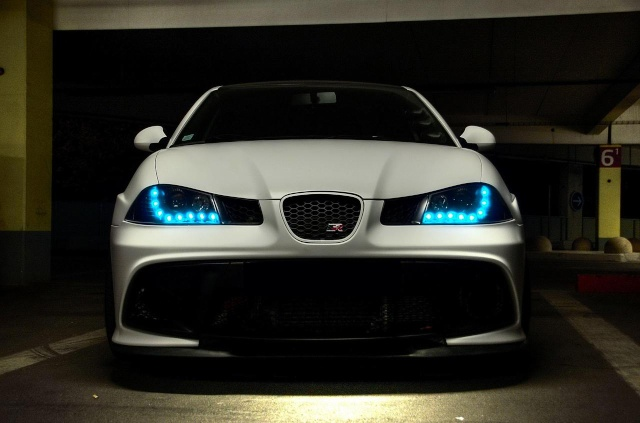 cupra tdi matt white | page 2 | seatcupra forums