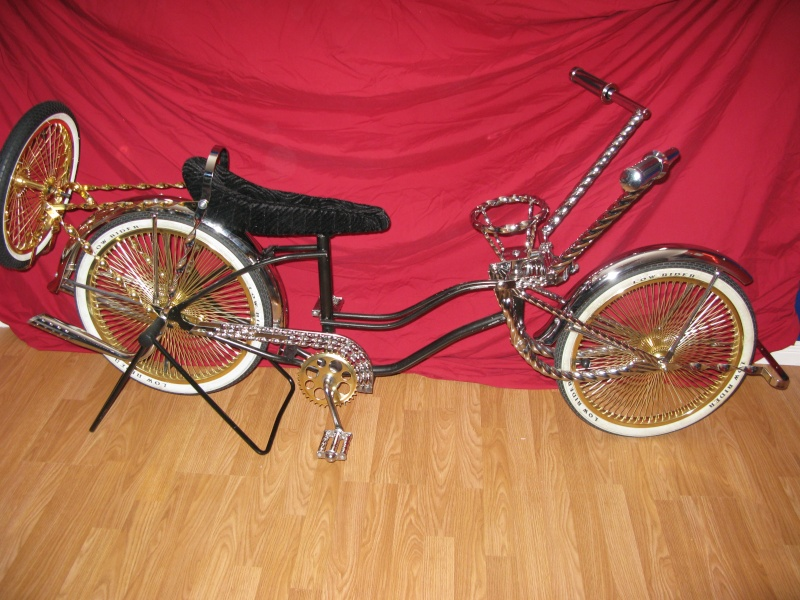 lowrider bike. Black Bedroom Furniture Sets. Home Design Ideas