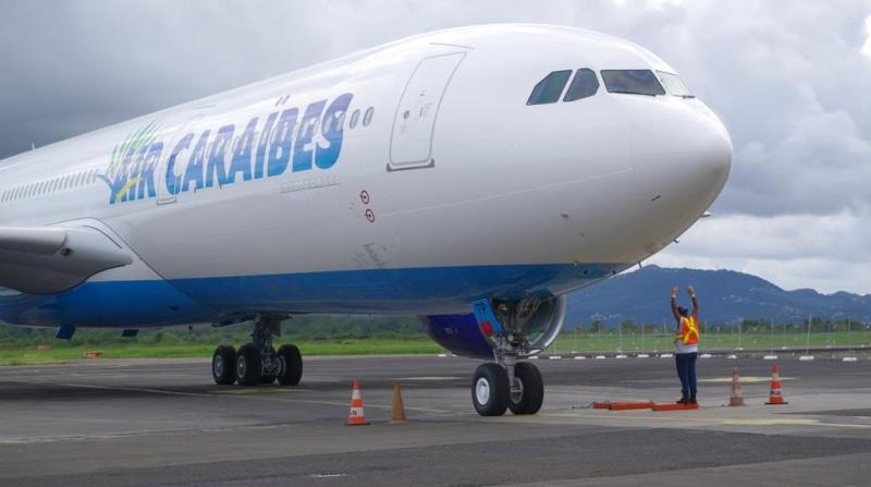 special nouveau airbus a330 300 air carabes