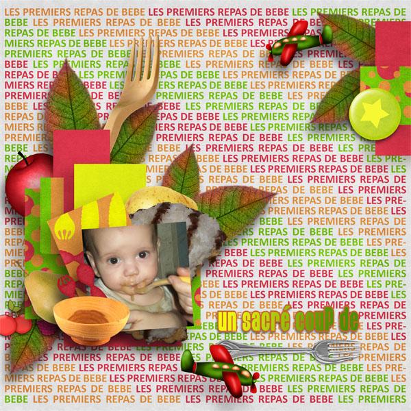 kit bébé grandit simplette page sarayane