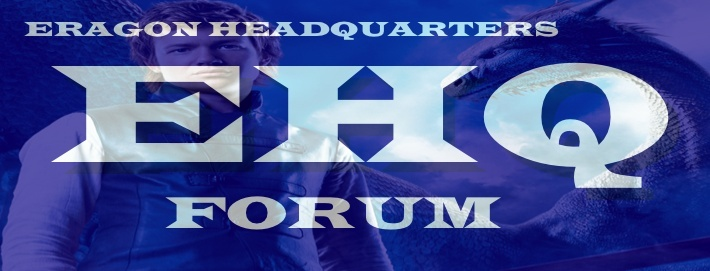 Eragon Headquarters Forum