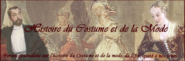 Histoire du Costume et de la Mode