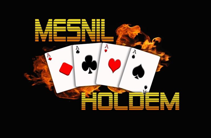 mesnil hold'em
