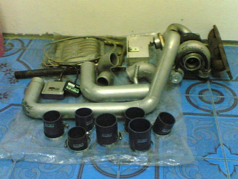 1nz Trd Turbo Kit
