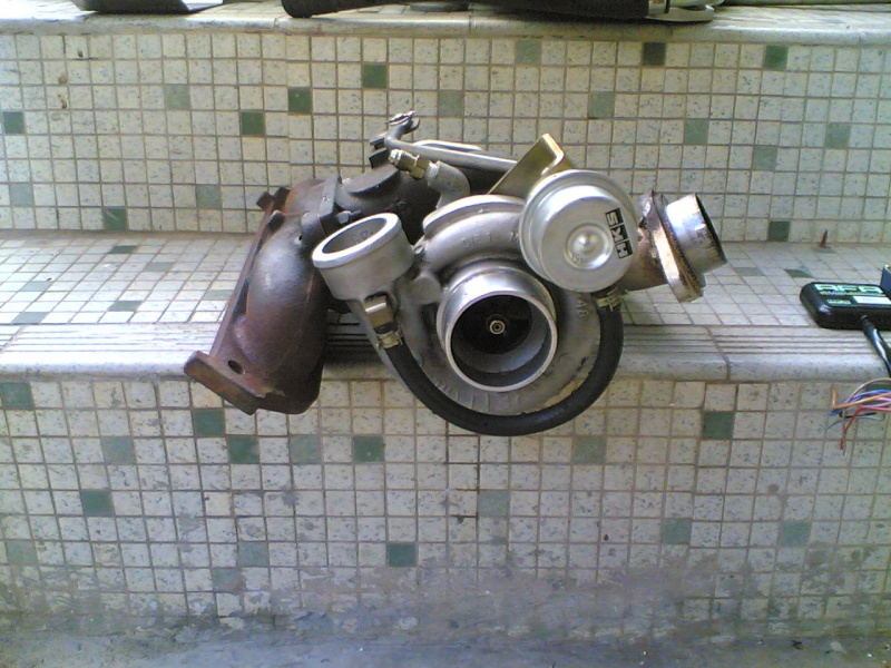 Brunei Compact Tuner: HKS turbo kit 1NZFE for sale
