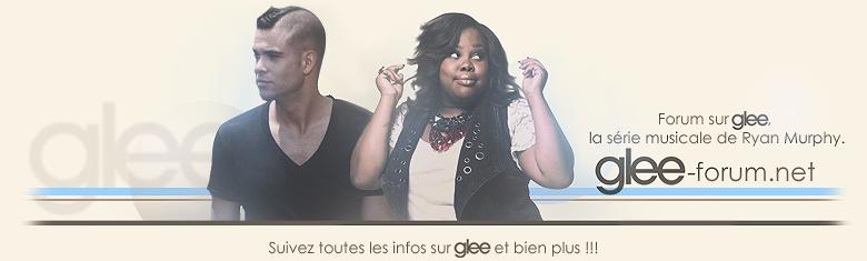 Glee Forum Francophone