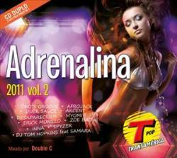 Transamérica Pop - Adrenalina 2011 Vol. 2