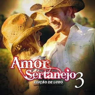 Amor Sertanejo Vol. 3