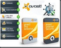 Avast! Pro Antivírus e Avast! Internet Security 6.0 com Crack
