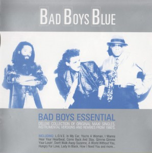 Bad Boys Blue - Bad Boys Essential (2010)