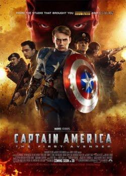Capitão América O Primeiro Vingador (Dublado - AVI)