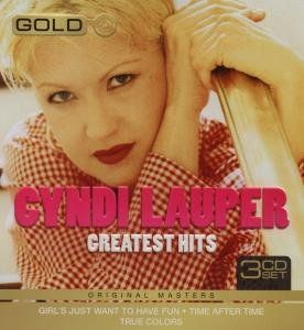 Cyndi Lauper – Greatest Hits (Gold)