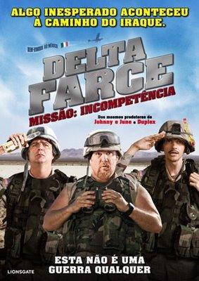 Delta Farce – Missão Incompetência (Dublado)