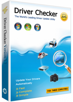 Driver Checker 2.7.4 com Crack