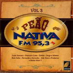 Peão Nativa Vol. 3 (2011)