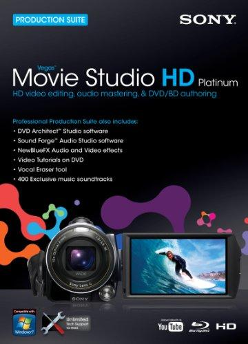 Vegas Movie Studio HD Platinum 11.0