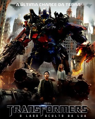 Transformers 3 - O Lado Oculto da Lua (Dublado)
