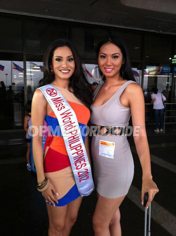 Miss World 2012 Coverage