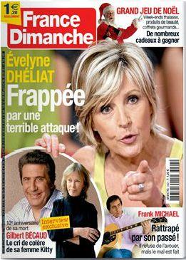 France Dimanche semaine du 16 au 22 décembre 2011