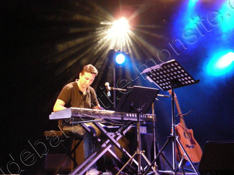 Laurent le super pianiste
