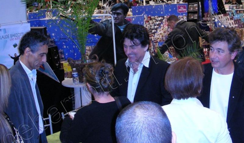 Blog de barzotti83 : Rikounet 83, Claude BARZOTTI séance de dédicaces au PONTET centre commercial AUCHAN