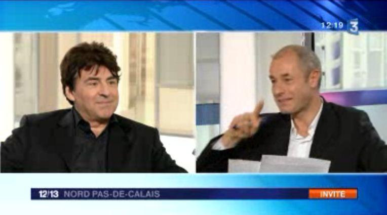 Blog de barzotti83 : Rikounet 83, Claude Barzotti invité du 12 13h de France 3 Nord Pas de Calais