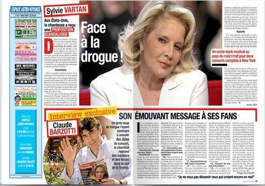 lien magazine France Dimanche