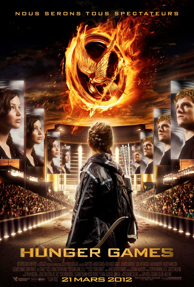 Affiche The Hunger Games