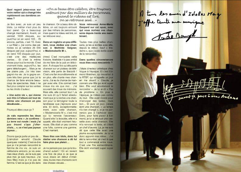 Blog de barzotti83 : Rikounet 83, Presse internet magazine IDOLES MAG