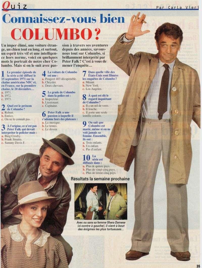 quizz Columbo