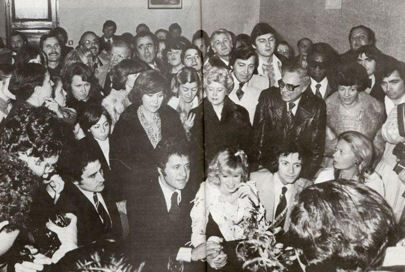 Blog de barzotti83 : Rikounet 83, Joe Dassin c'est marié à Cotignac dans le VAR le 14 janvier 1978