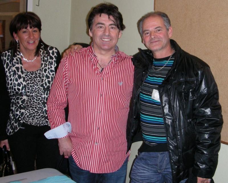 Valérie, Claude et Eric