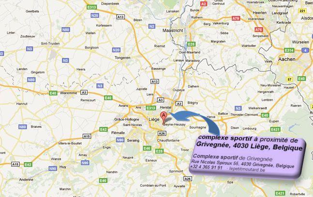Grivegnée à côté de Liège en belgique