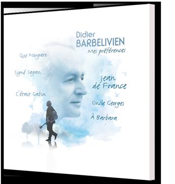"""Didier Barbelivien """"mes préférences"""""""