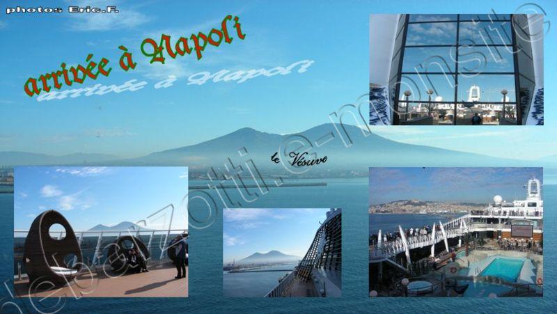 Blog de barzotti83 : Rikounet 83, Croisière MSC Fantasia journée 2 direction Napoli