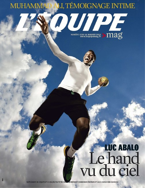L'Equipe Magazine N°1539 - Samedi 14 Janvier 2012 [NEW/HQ/FS]