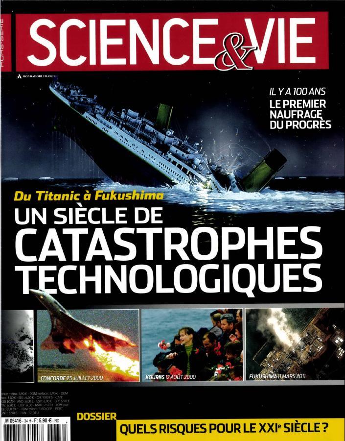 Science et vie Hors Série N°34
