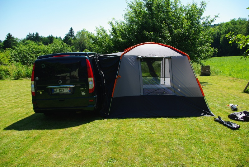 Tente decathlon 62 tente de camping familiale air seconds - Tente decathlon gonflable ...
