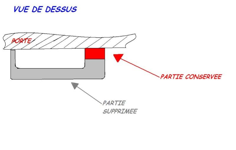 Poignee de porte exterieure for Poignee de porte exterieure