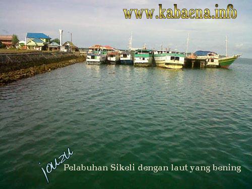 Pelabuhan Sikeli