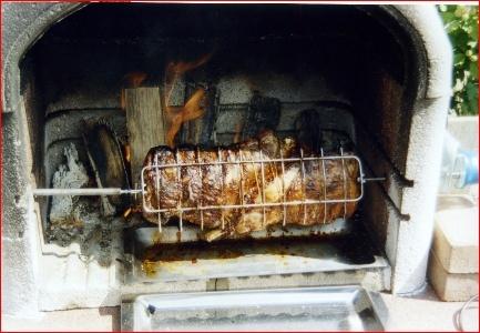 destockage noz industrie alimentaire france paris machine gigot a la broche barbecue. Black Bedroom Furniture Sets. Home Design Ideas