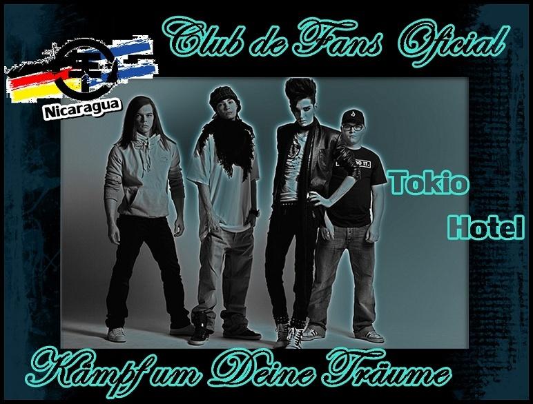 Club de Fans Oficial Tokio Hotel Kämpf um Deine Träume - Nicaragua