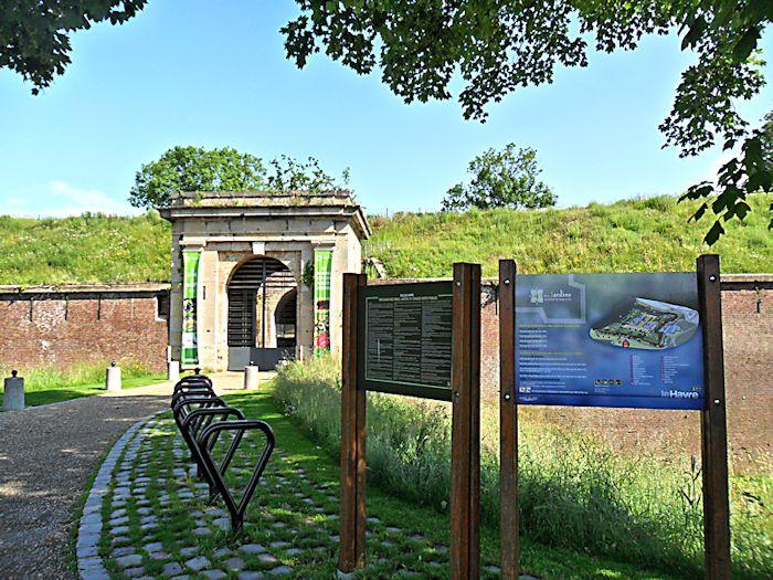 Les jardins suspendus du havre juin 2012 for Jardins suspendus le havre horaires