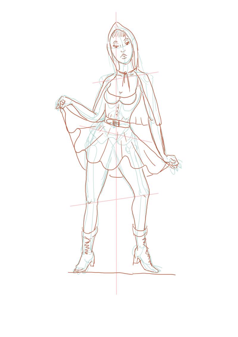 Disegnamo piccole lezioni di disegno shakes fidget for Immagini di disegni facili