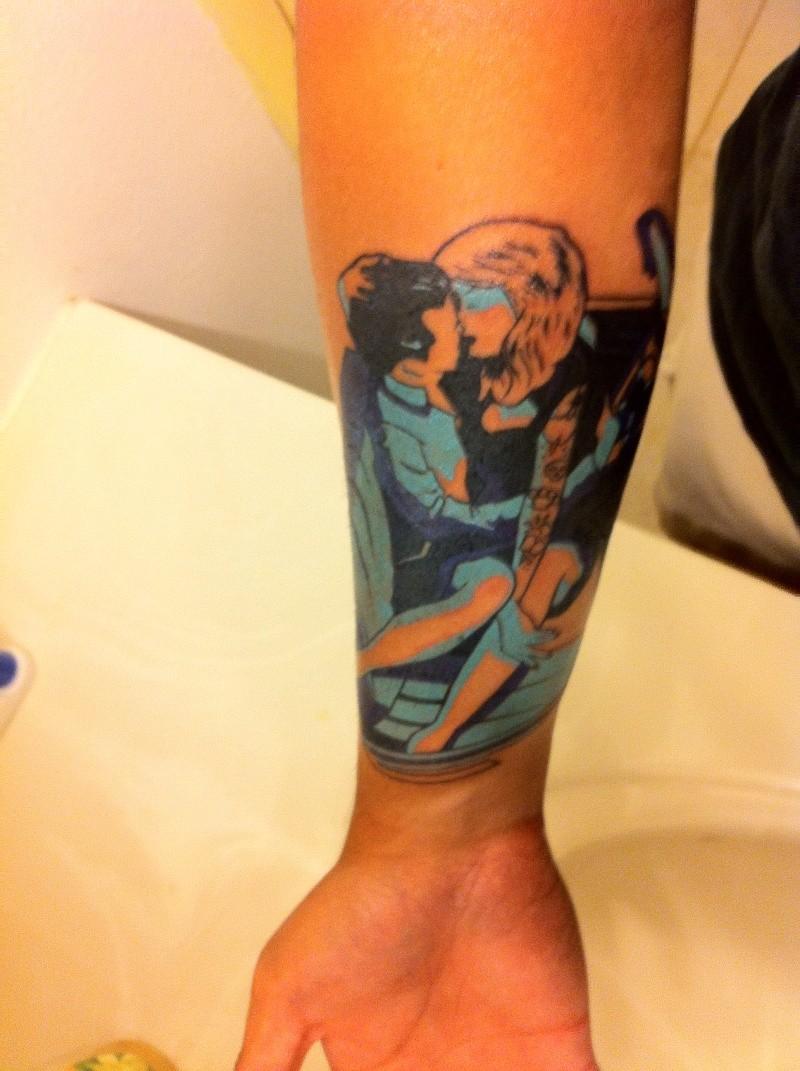 most interesting jobs i ve tattoo pieces i ve gotten