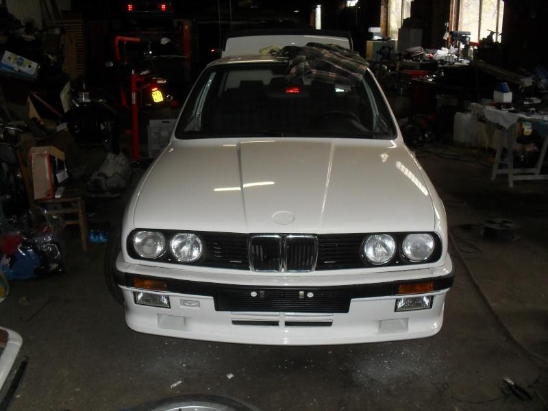 restauration total de ma bmw 320i e30 1985 - restaurations