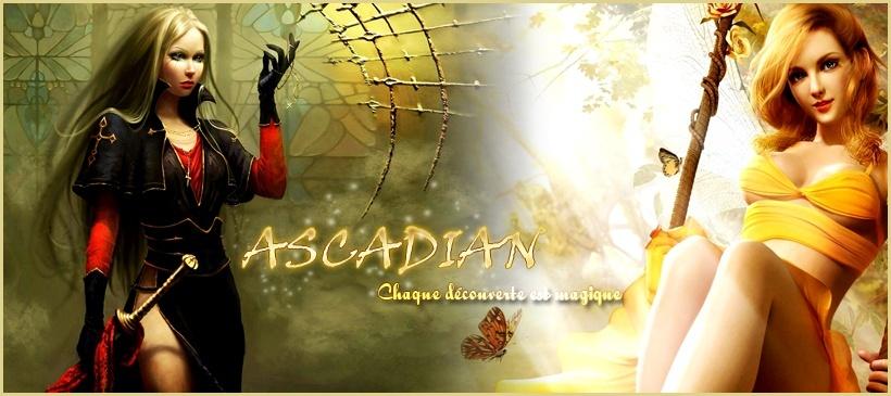 Ascadian, Monde de Magie et d'Aventures