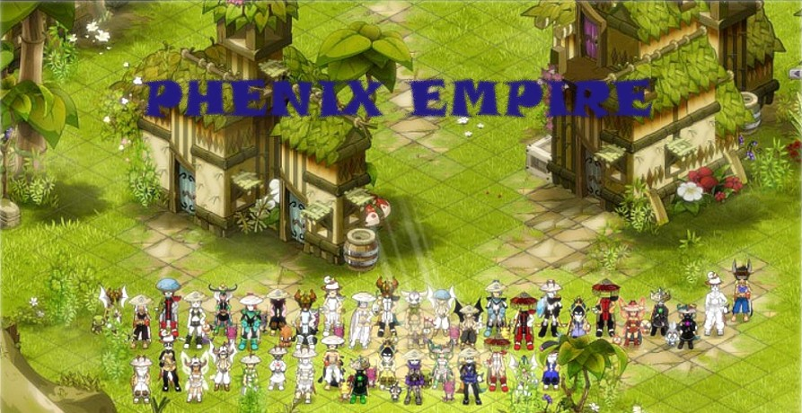 GUILDE PHENIX EMPIRE